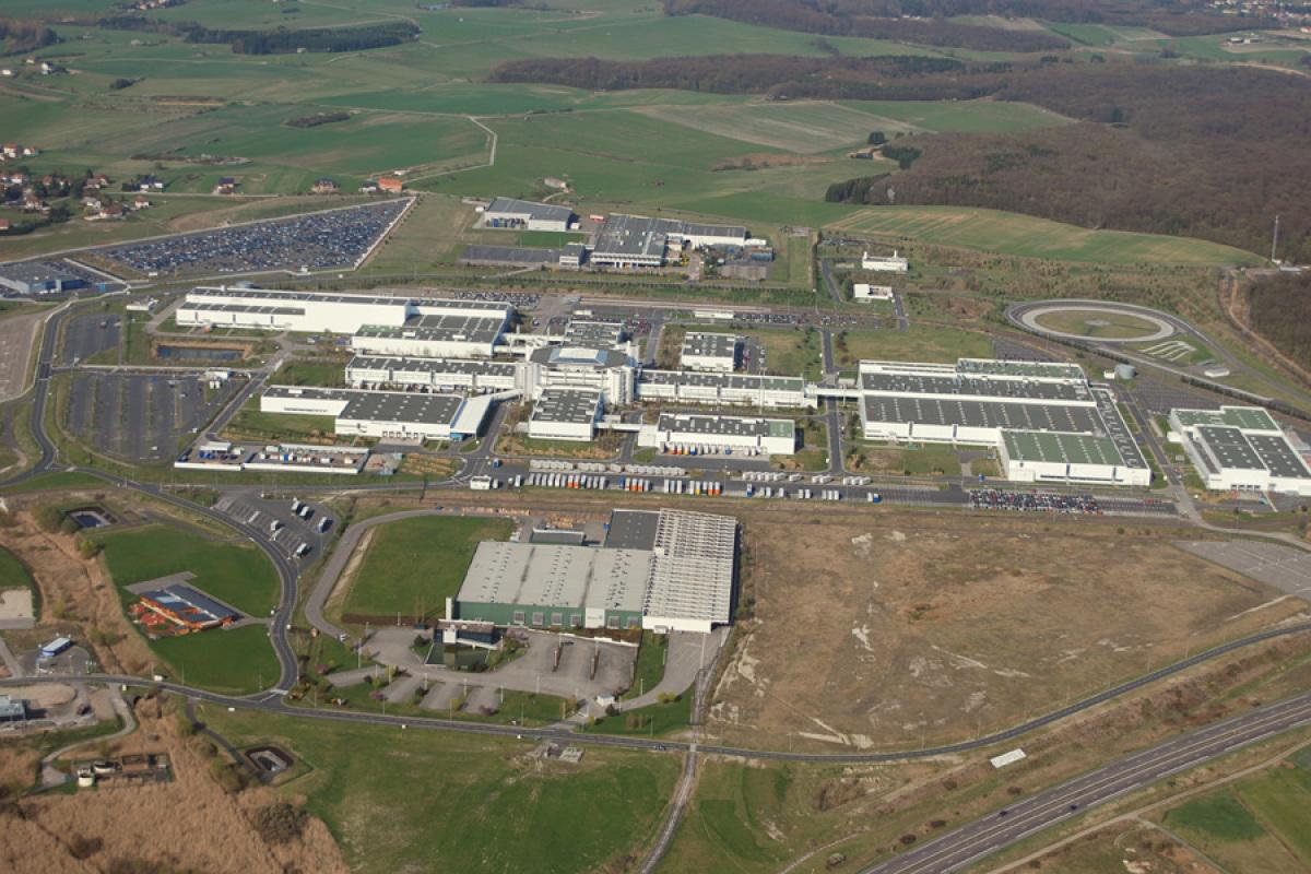 usine smart lorraine